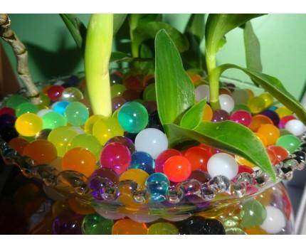 Hydrogelové dekorační kuličky – 8 balení