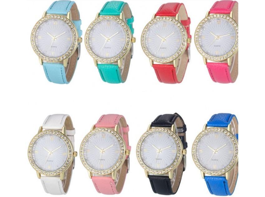 ... Quartz dámské hodinky-100% zbrusu nové a vysoce kvalitní 4af7fbbda6