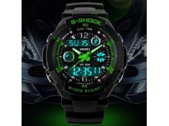 Pánské sportovní vojenské hodinky outdoor - SKMEI