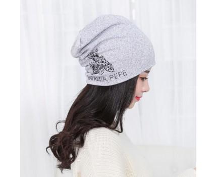 Dámská zimní čepice s kamínky PATRIZIA PEPE 5 modelů