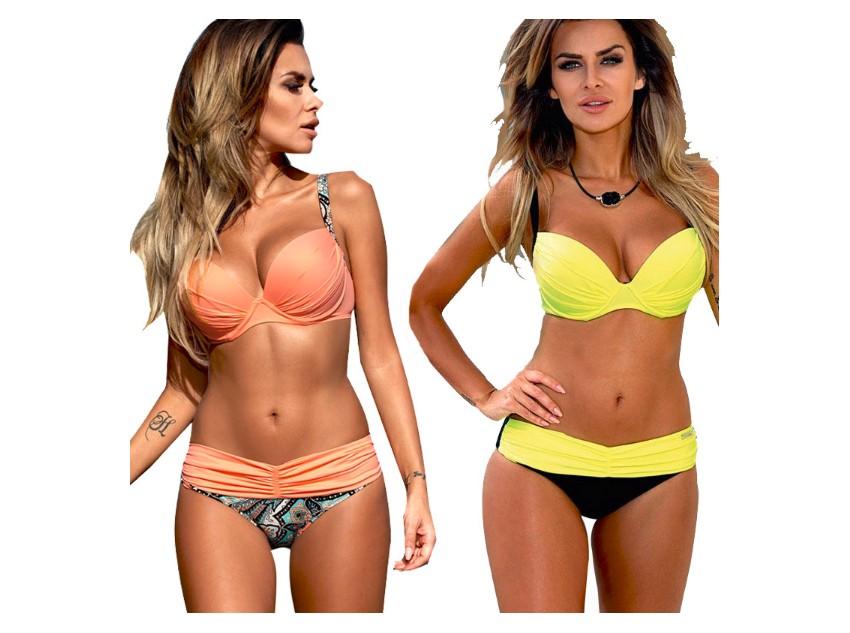 Sexy push-up dámské plavky 8 modelů ... 5eb8c98245